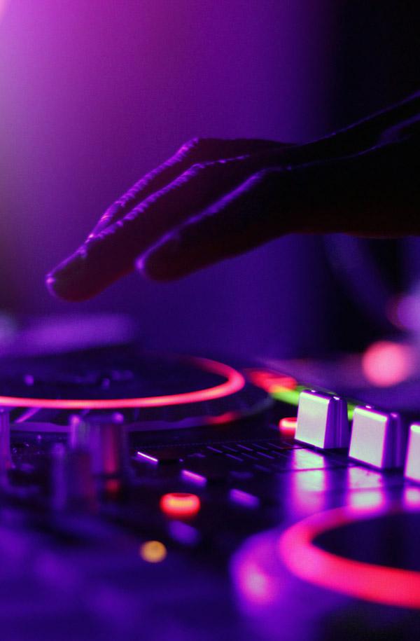 Erfaren DJ till företagsevent